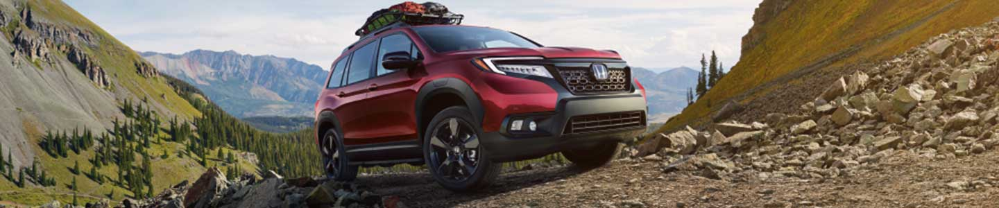 Introducing The New 2019 Honda Passport In Corpus Christi, Texas