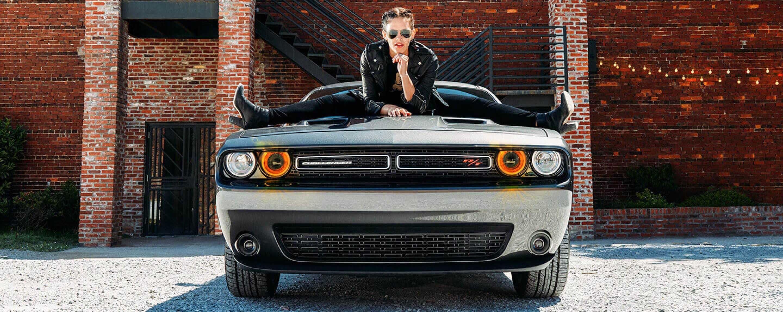 2019 Dodge Challenger SRT DEMON from Premier CDJR of Tracy