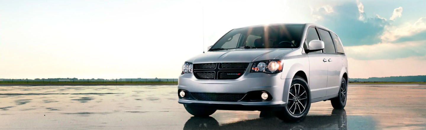 2019 Dodge Grand Caravan for sale by Modesto, CA