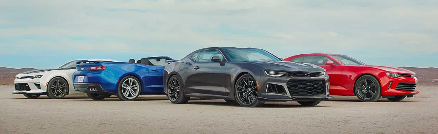 Explore The Legendary 2019 Chevrolet Camero At Maxie Price Chevrolet