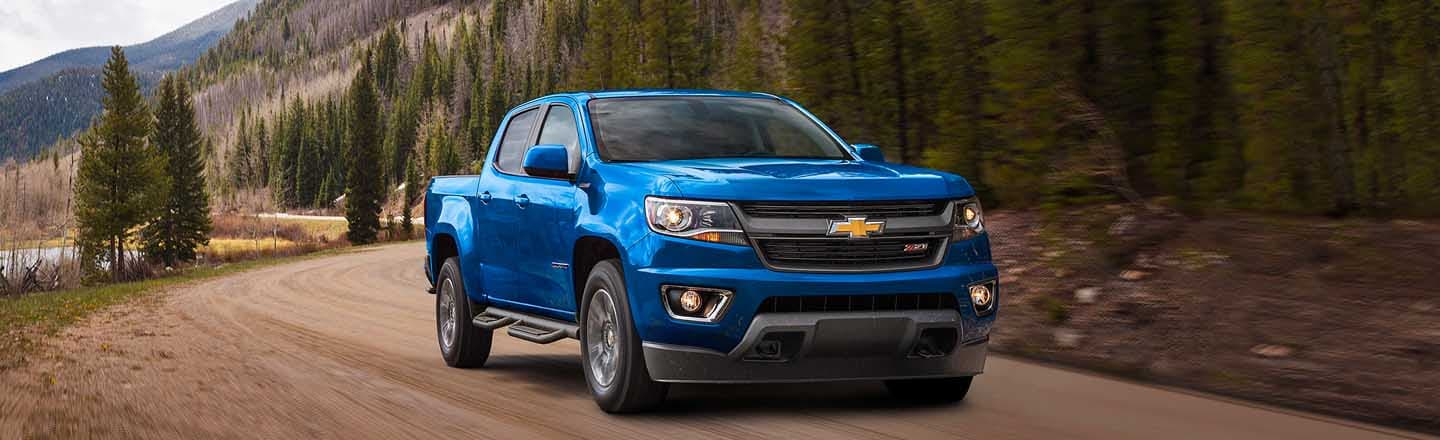 Go On An Adventure With The New 2019 Chevrolet Colorado Near Atlanta