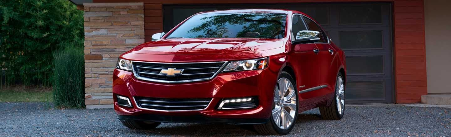 See The World Inside The New 2019 Chevrolet Impala At Maxie Price