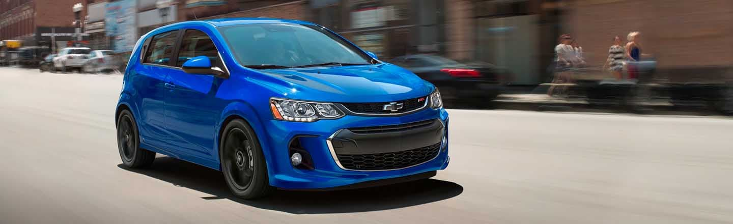 Explore The Features Of The New 2019 Chevrolet Sonic At Maxie Price