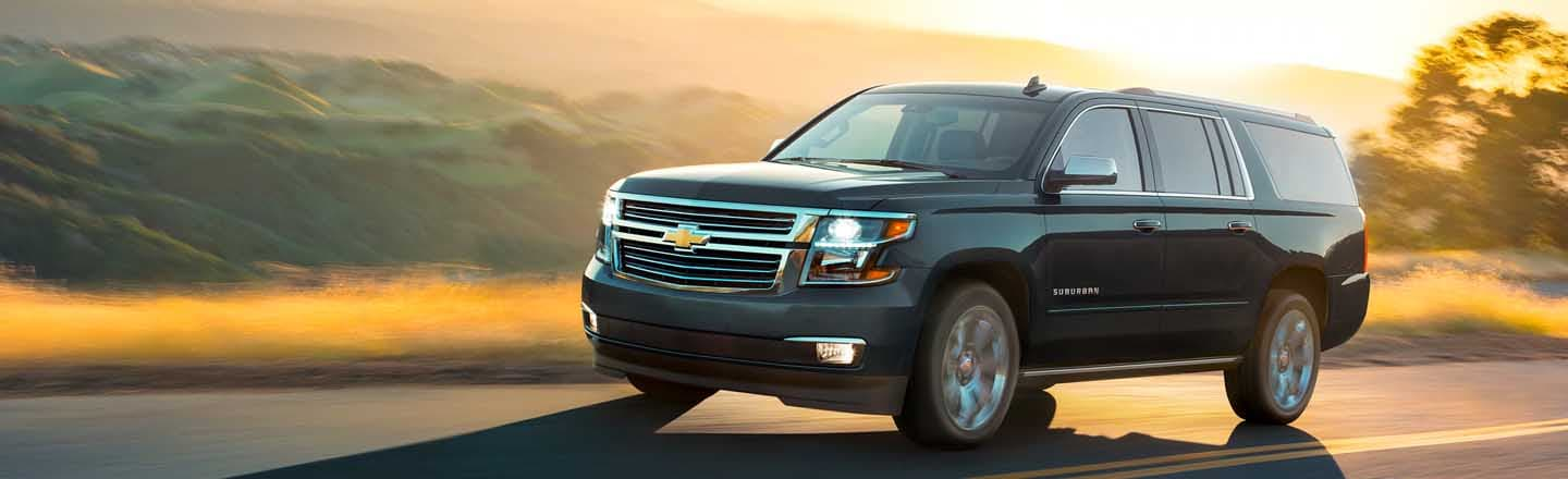 Explore The Features Of The 2019 Chevrolet Suburban SUV At Maxie Price