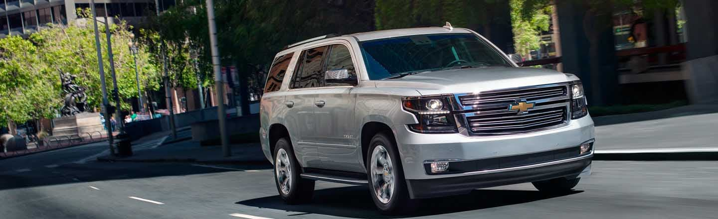 Enjoy The Bold Styling Of The New 2019 Chevrolet Tahoe at Maxie Price