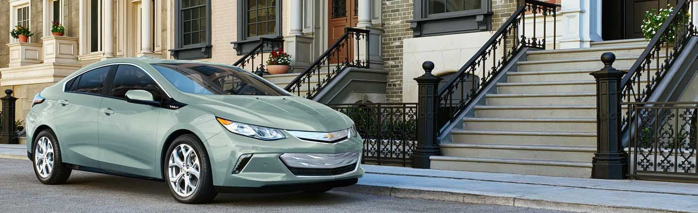 Go The Distance Near Atlanta, GA With The 2019 Chevrolet Volt