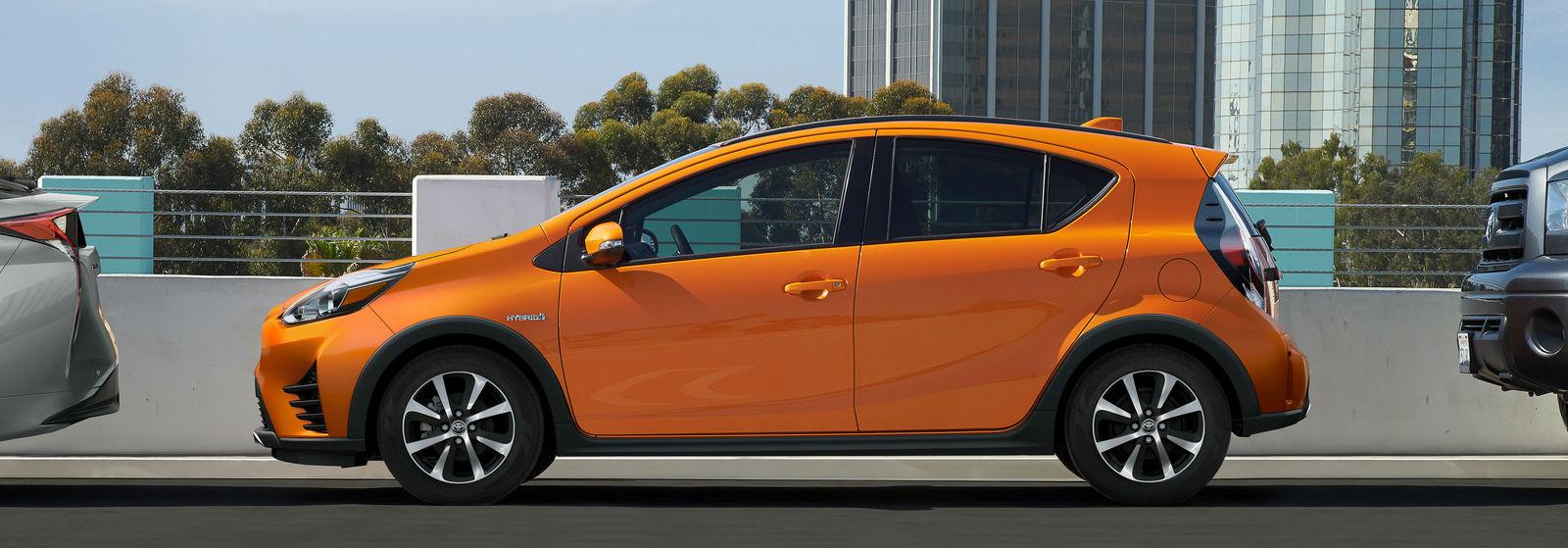 2019 Toyota Prius C - Gilroy, CA
