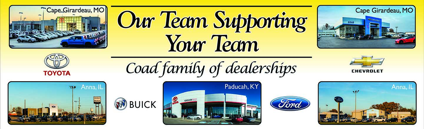 Coad Family Of Dealerships Auto Group Serving Cape
