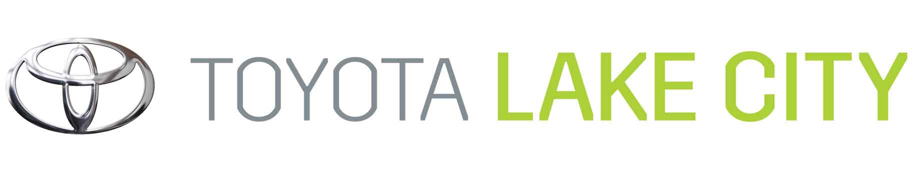 toyota of lake city logo