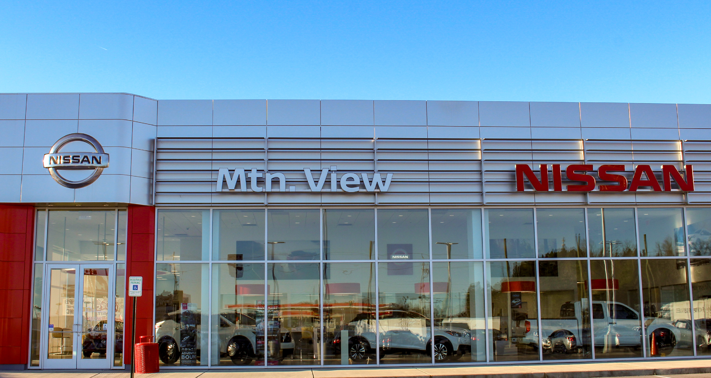 Used Cars Cleveland >> About Our Nissan Dealership Mountain View Nissan Of Cleveland