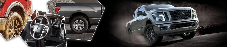 Meet the Durable Lineup of 2019 Nissan Titan Pickup Trucks