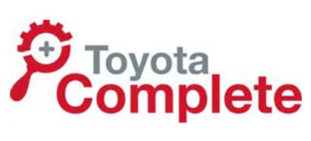 Toyota Complete Maintenance