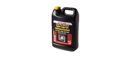 Genuine Toyota Antifreeze/Coolant