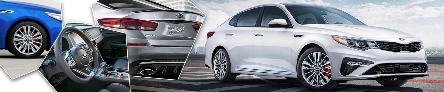 Discover The Features Of The New 2019 Kia Optima Sedan In Des Moines