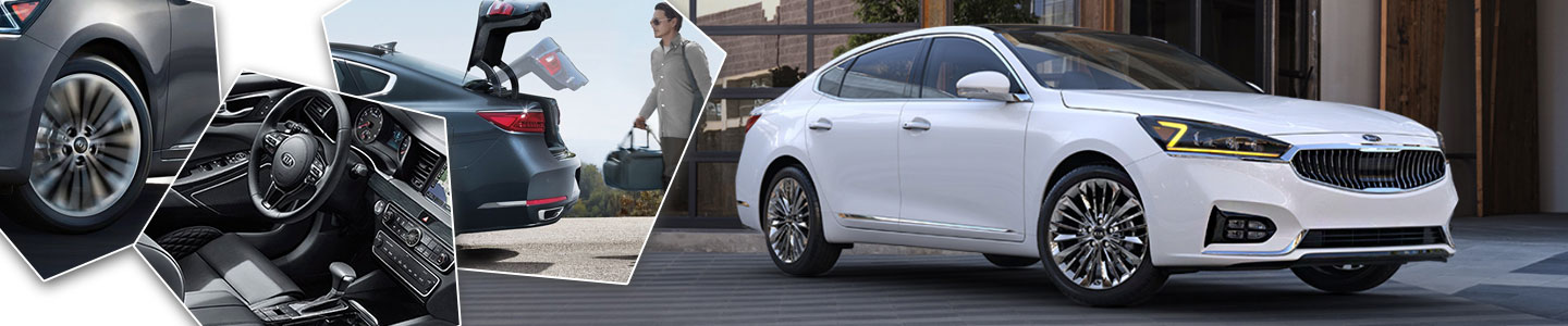 Experience The Finely Crafted 2019 Cadenza At Kia Of Des Moines