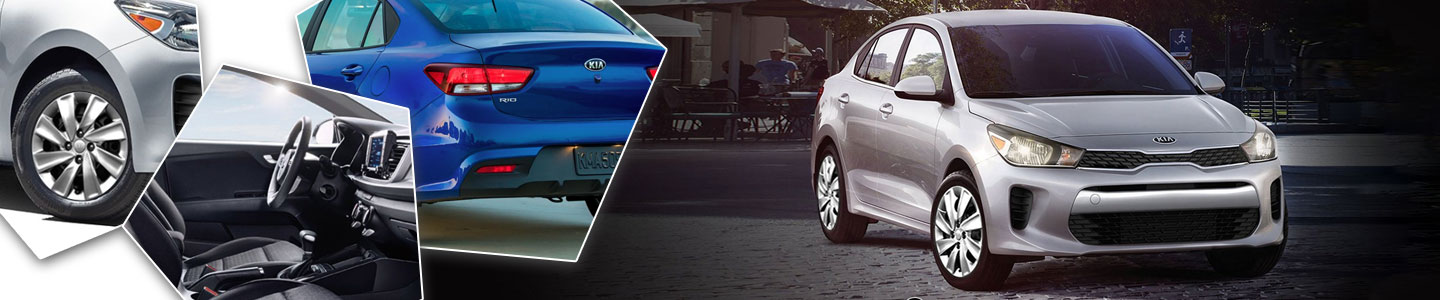 Discover The Features Of The New 2019 Kia Rio Available In Des Moines