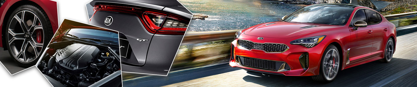 The 2019 Kia Stinger Is Now Available At Kia of Des Moines