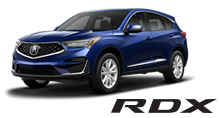 New Acura RDX