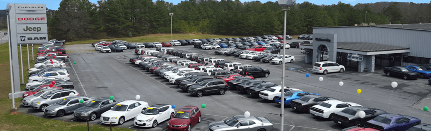 About Our Rome, GA New & Pre-owned Chrysler, Dodge, Jeep, Ram Dealership