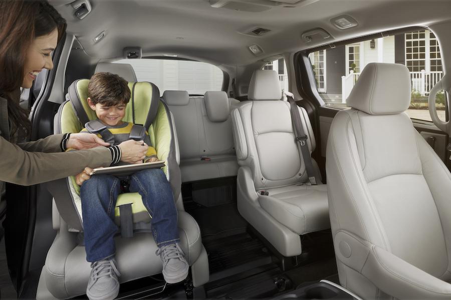 2019 Honda Odyssey Interior