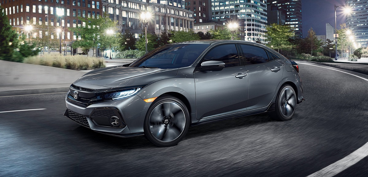 2019 vs 2018 Honda Civic Hatchback | Lumberton NC