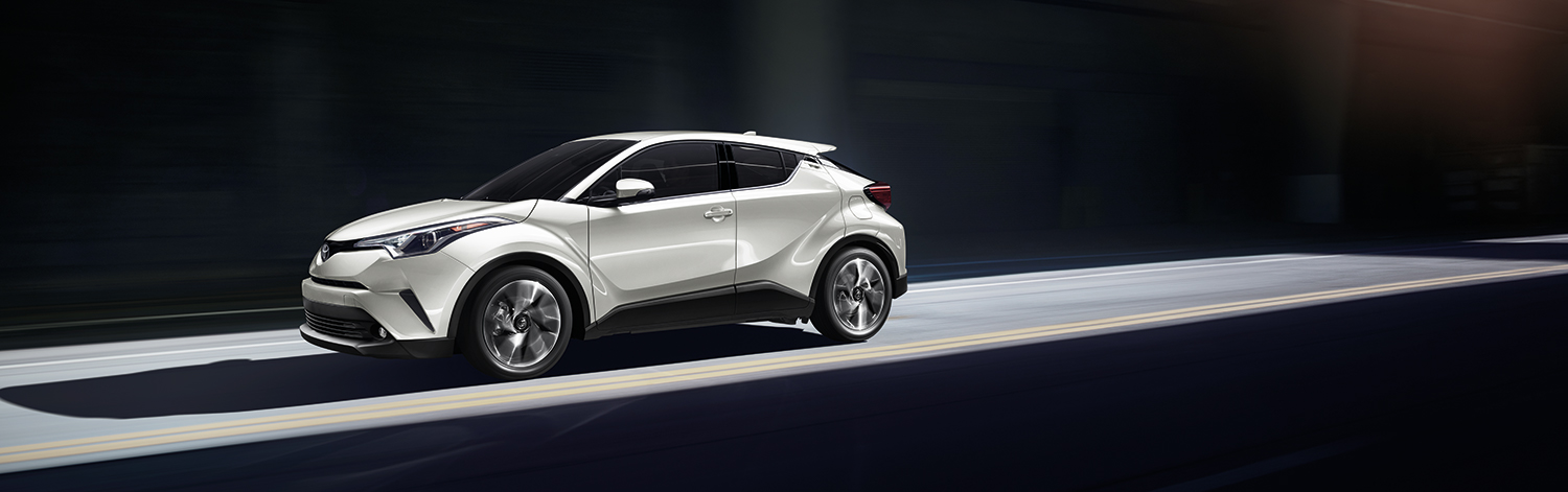Introducing the 2019 Toyota C-HR | Freedom Toyota of Harrisburg