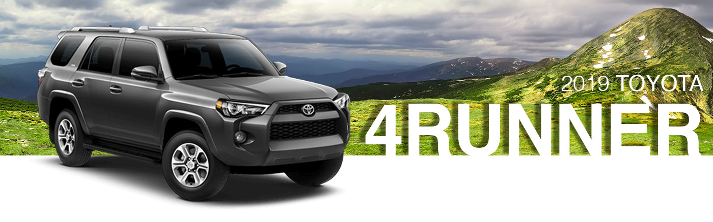 Experience the Exciting 2019 Toyota 4Runner | Franklin Toyota
