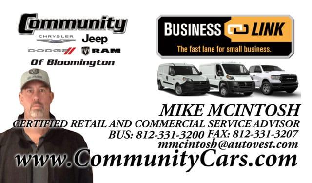 Mike McIntosh