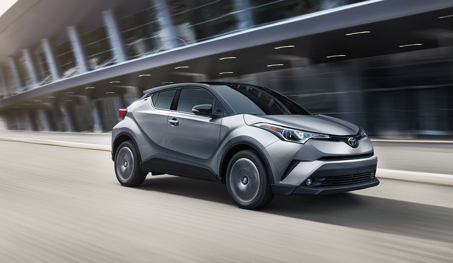 Design and Performance Features of the 2019 Toyota C-HR | Freedom Toyota Hamburg