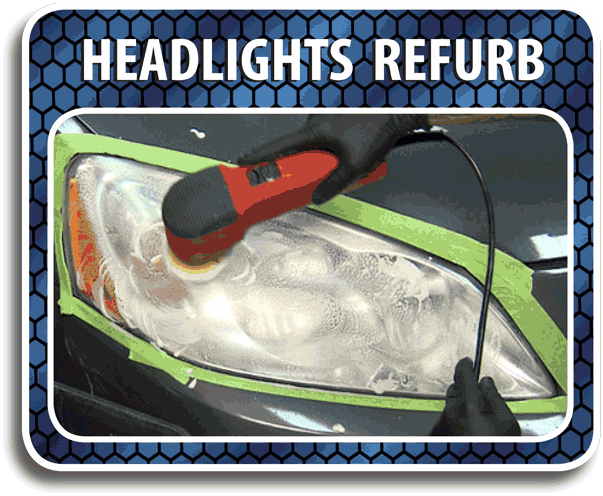 headlight refurb