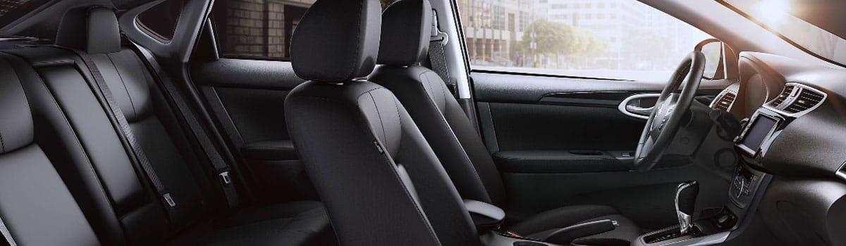 2019 Nissan Sentra Interior