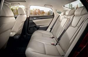 2019 Honda HR-V passenger space