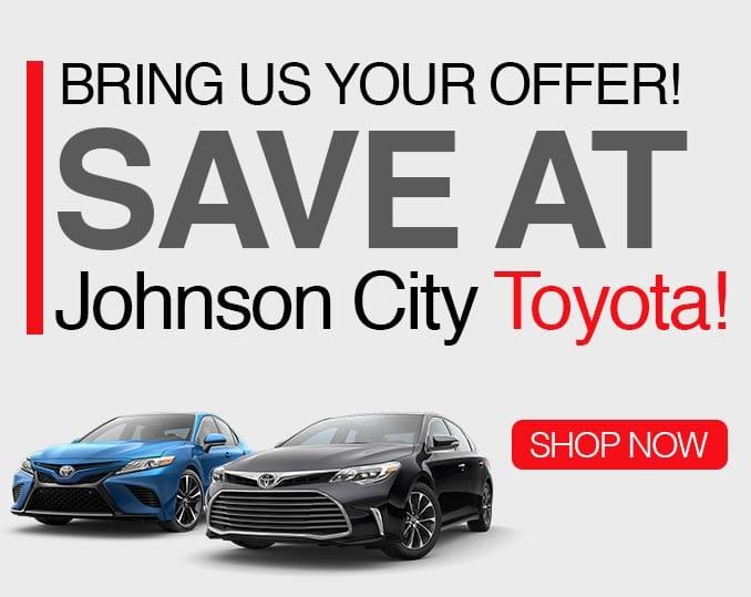Johnson City Toyota Save Now
