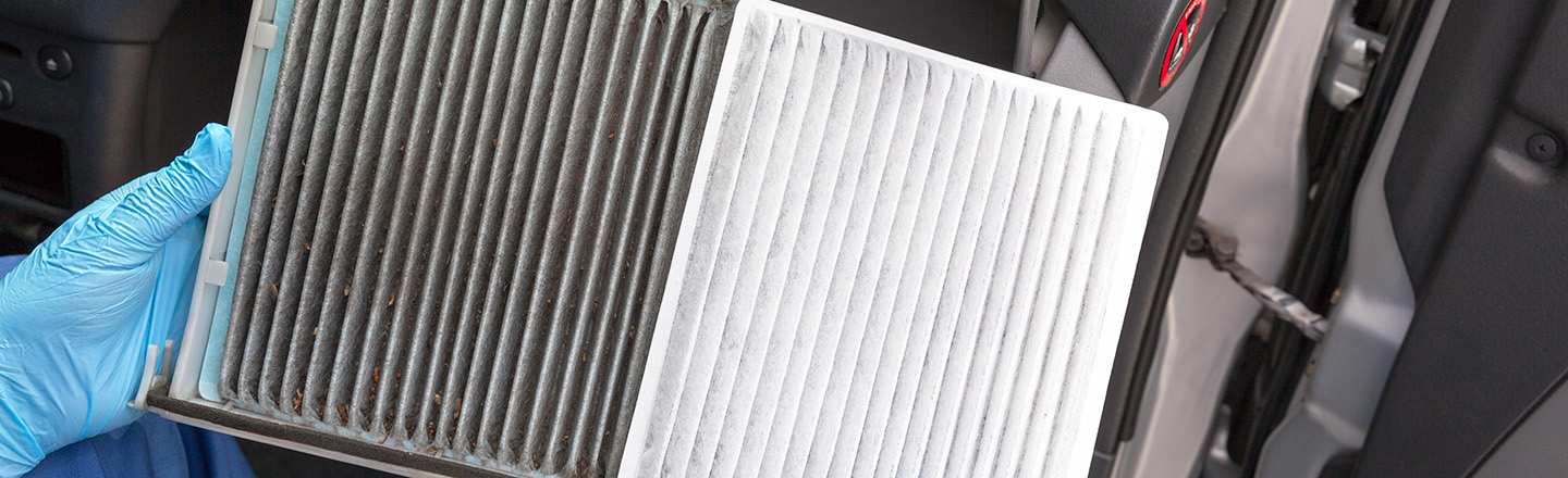Vehicle Cabin Air Filter Services Near Bellevue & Seattle, Washington