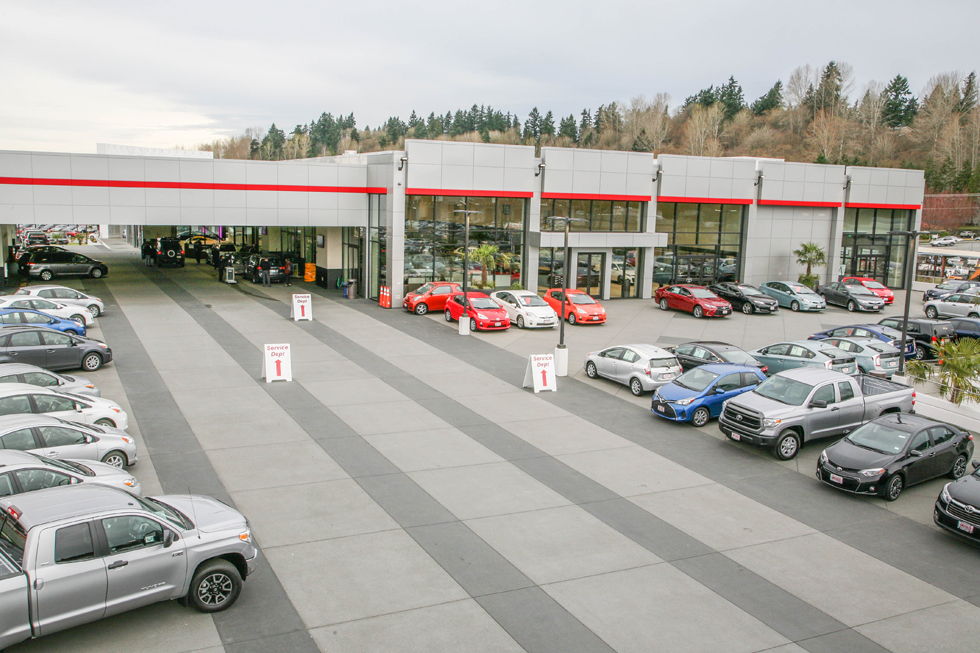 all-new toyota of kirkland