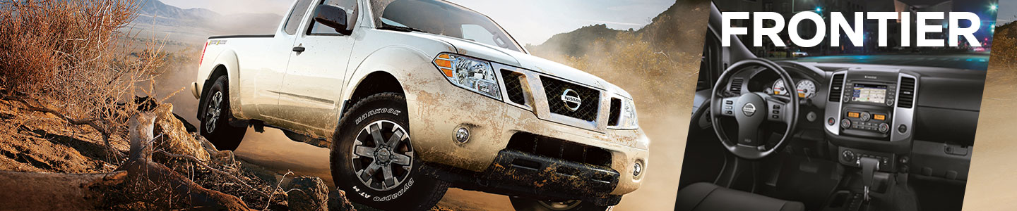 2019 nissan frontier off road dirt white truck
