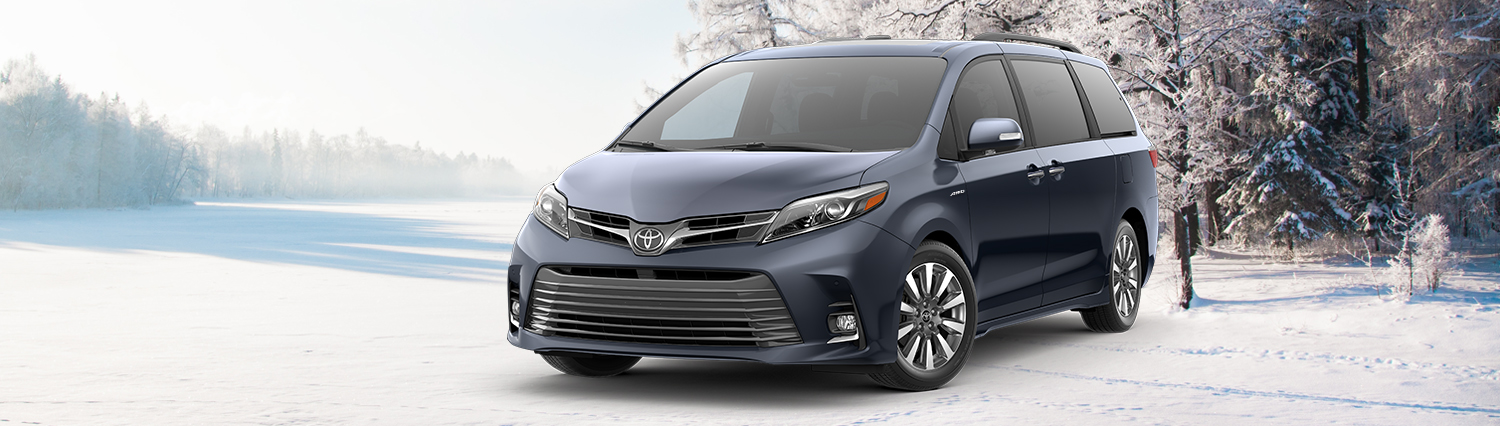 Introducing the All-New 2019 Toyota Sienna | Freedom Toyota of Harrisburg