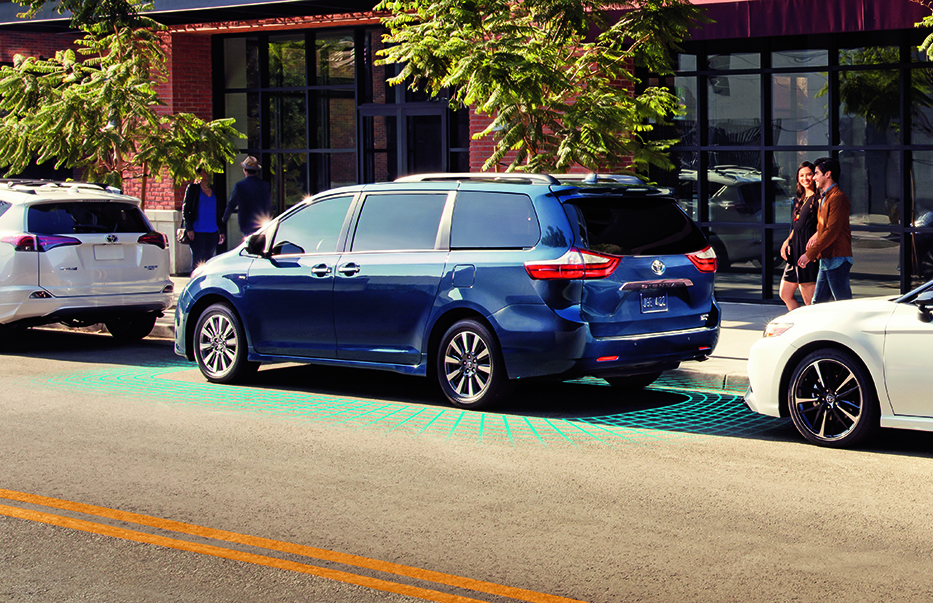 Safety and Technology of the 2019 Toyota Sienna | Freedom Toyota Harrisburg