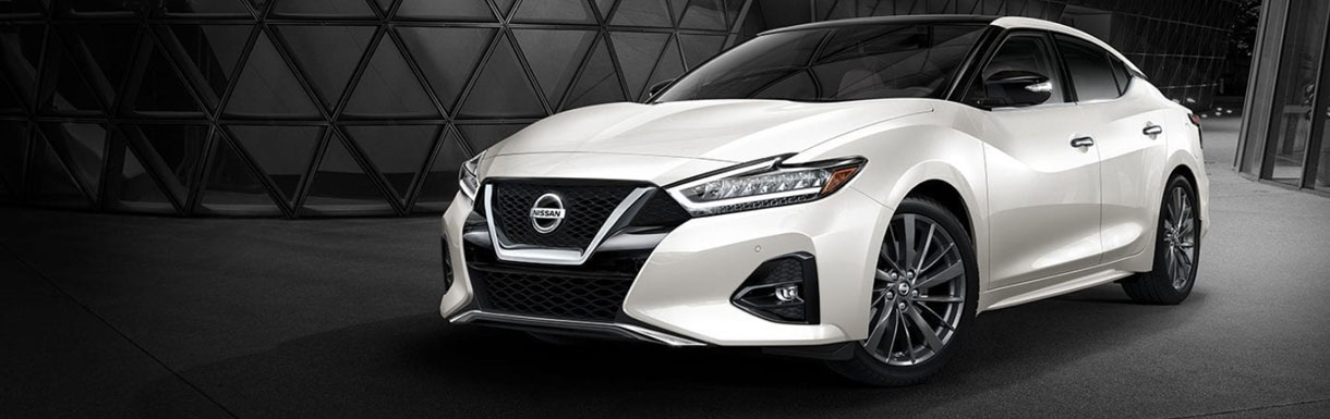 2019 Nissan Maxima For Sale Near Winter Park and Oviedo, FL