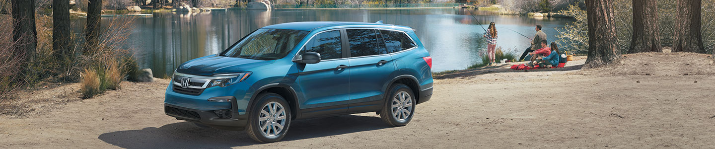 The 2019 Honda Pilot Is Now Available In New Glasgow, NS
