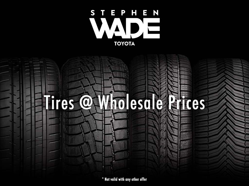 Tires @ Wholesale Prices