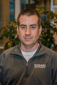 Dave  Henson Bio Image