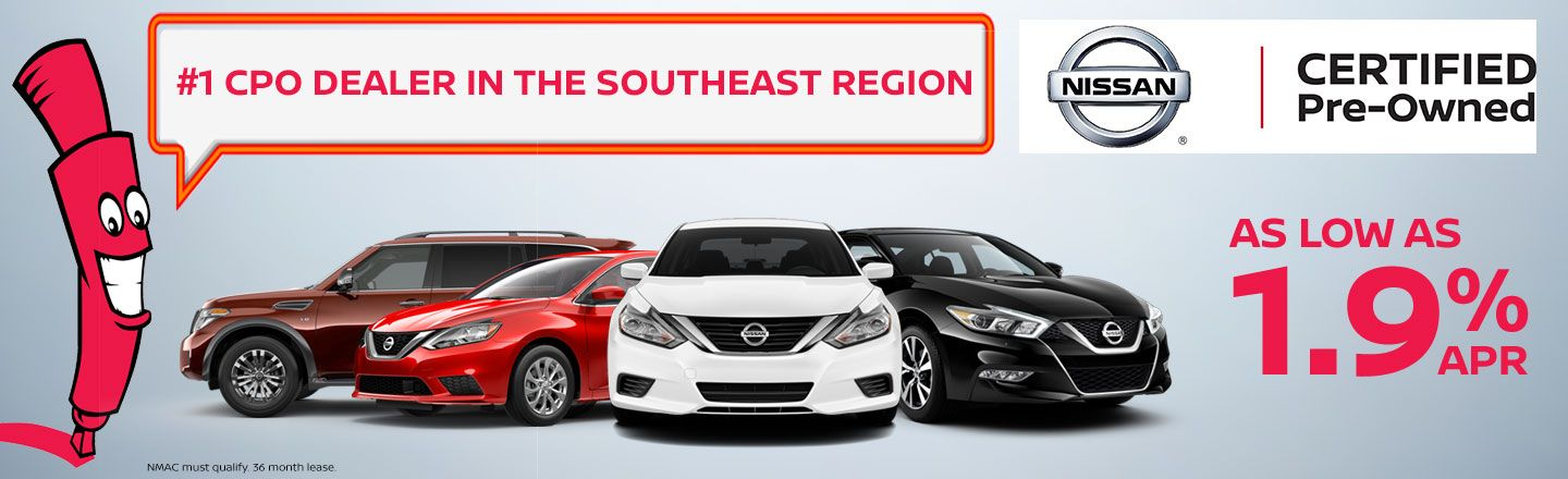 Reed Nissan Orlando: New & Used Nissan Dealer in Orlando, FL