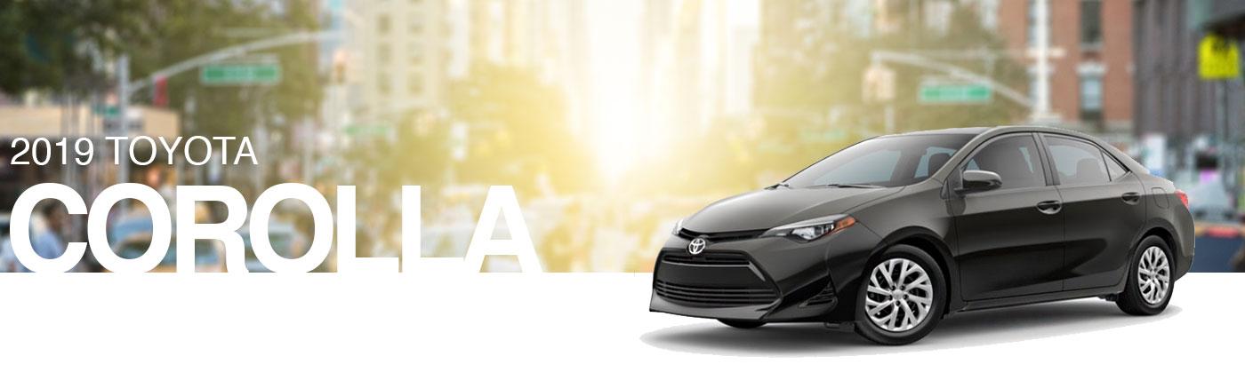 2019 Toyota Corolla For Sale