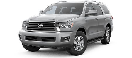 Mike Johnson Hickory Toyota | 2019 Sequoia
