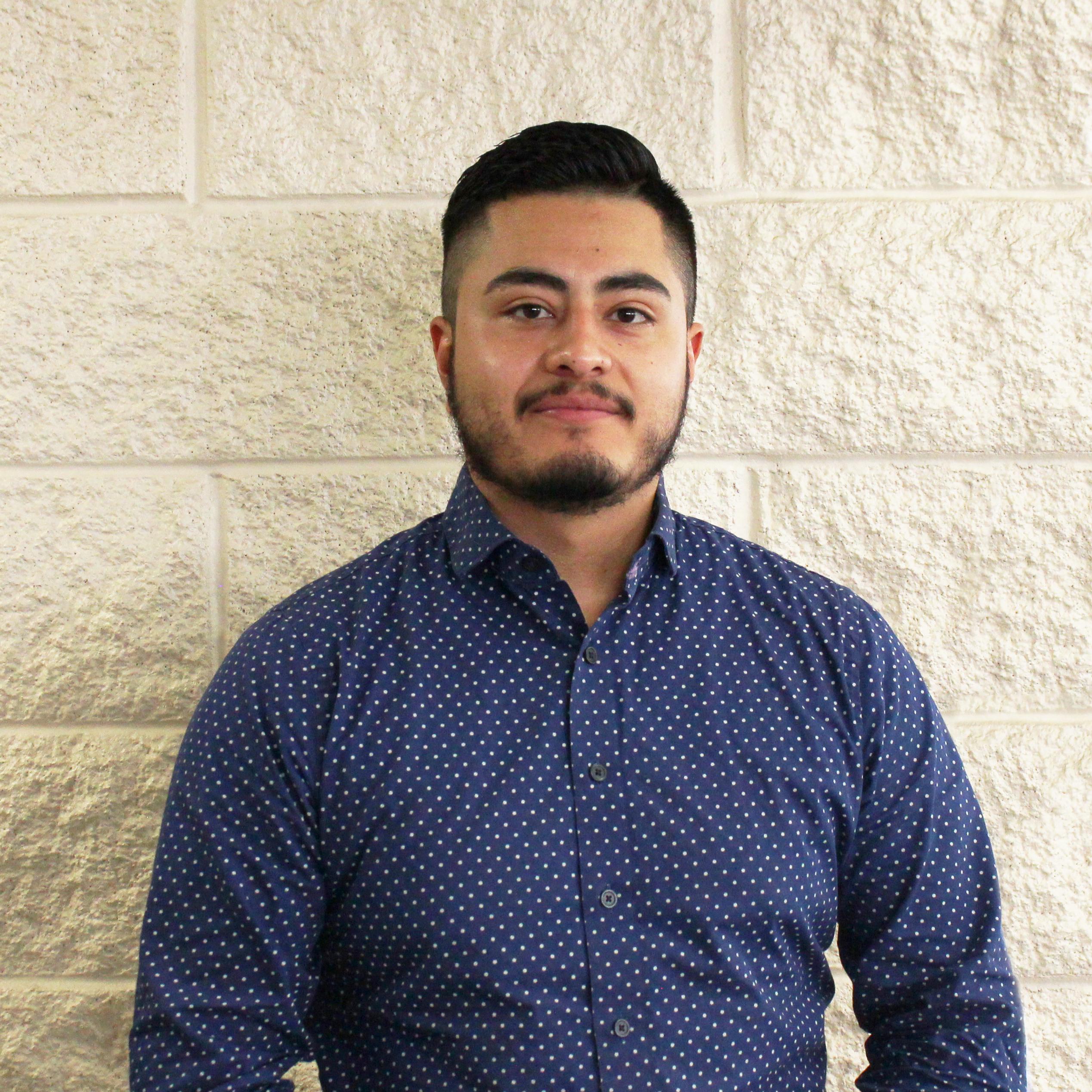 Jesse Ortega Bio Image