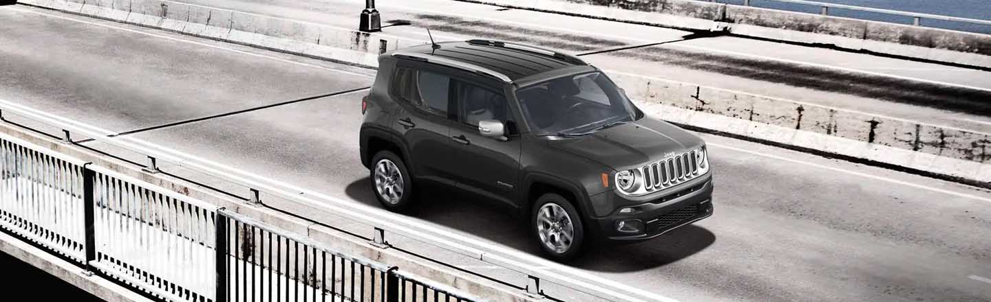 2019 Jeep Renegade Near Honolulu, HI