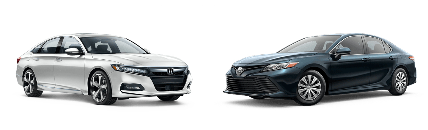 2019 Honda Accord vs. 2019 Toyota Camry NEAR Carmel, Indiana