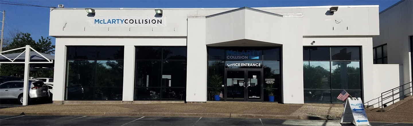 About Our Collision Centers in Little Rock & Sherwood, AR