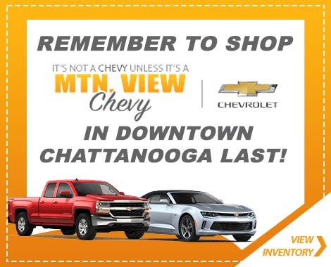Shop MTN VIEW CHEVY CHATTANOOGA, PA